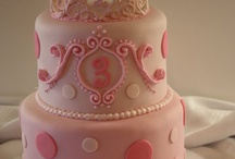 Cakes, cupcakes, and frosting...  Delicious! / by Jennifer Garlie