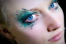 Artsy Makeup / by Teresa DeSena