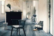 Interiors / by Niki Stylianou