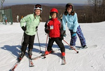 Skiing / Snowboarding / Learn to ski or snowboard in Central PA - we won an award from the National Ski Areas Association for teaching the most people how to ski/board in one season (along with our sister resorts Liberty and Whitetail). / by RoundtopMtnRsrt