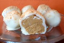 Recipes: Candy, Fudge & Truffles / by Lori Pinkham