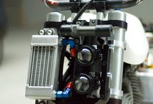 Details / by Corb Motorcycles