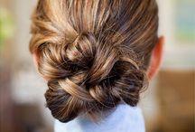 Goldie Locks: Hair / by Carlene Deutscher