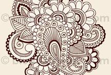 Doodleling / by Eva Quevedo Ruiz (Aveziur)