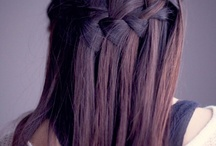 braids and hair! / by Mariale Campos