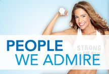 People We Admire / by CoolSculpting by ZELTIQ