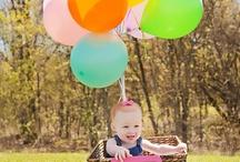 Kids birthday ideas / by Ashley B