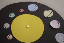 Kids - Space Unit / Space-themed activities for preschoolers. / by Ginny J