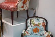 Upholster / by Laurie Johnson