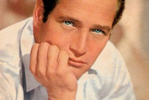 Newman! ...and NOT Seinfeld's! Ha! / Paul Newman, the eyes alone could act, without one scripted word! / by Dee