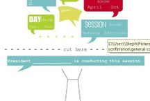 Free General Conference Printables / by Fab N' Free