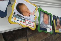 Dylan's 1st Birthday Ideas / by Crystal Dominguez