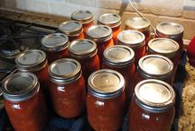 Canning  / by Julie Carlson