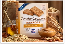 The Goodness is Baked In / Lance Snacks has been the wholesome snack families choose for over 100 years. Crafted with real cheese and real peanut butter, with Lance® you know the goodness is baked in.   / by Lance Snacks