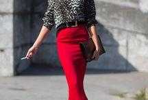 Fashion / by Barbara Hendrzak