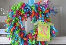 Wreaths / by Monica Bailey
