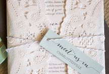 Wedding Invitations  / Looking for ideas for our wedding reception invitations. / by Dawna Walther