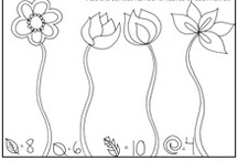 Math Worksheets & Ideas / by Doodle Art Alley