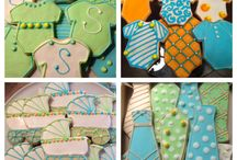 Baby Boy for Natalie / Baby Shower Ideas / by Catherine Gadsby