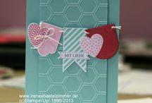 Valentine Cards / by Kim Bright