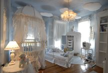 Rooms for baby / by Susan Scarvey