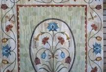 Quilts 1 -- Appliqué / by Dianne J