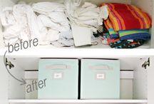 Organization / by Jennifer Mixon
