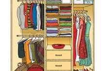 ORGANIZE/CLEANING/HELPFUL TIPS / by Melissa Phillips