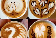 coffee creations / by Amy Dugal