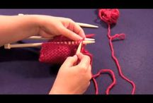 knitting / by Jeanie Russell