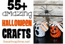 Halloween crafts, foods and decreations / ways of getting ready for Halloween. / by Jerri Giegerich