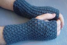 Winter Crochet / Cosy crochet to wear when the weather turns crispy! / by Teena Murphy