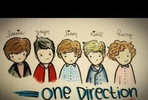 ≪ one direction ≫ / by Gabby Baker