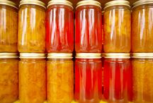 SWEET  JAM, MARMALADE AND JELLY / by nellie lacanaria viloria