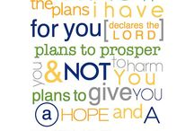 Bible Verses / by Barbara Holloway