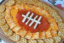 Super Bowl Sunday / by Becky Britt