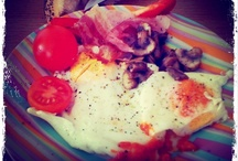 My new kitchen will be complete soon so I will finally learn to cook ;) / A nice breakfast :) / by Marija Juranovic