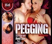 """Pegging & Bend Over Boyfriend / Pegging -- also known as """"Bend Over Boyfriend play"""" -- happens when a woman gives anal pleasure to a man via a strap-on dildo. Explore prostate stimulation and learn about safe and sensual anal pleasure at GoodVibes.com! / by Good Vibrations"""