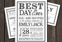 Wedding Invitations / by Brianne Marie