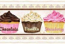 ♥Cupcakes♥ / by Rhonda Fogle