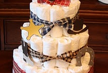 Baby Shower ideas / by Patty Hughes