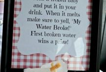 baby shower idea's / by Jeni Moore Brown