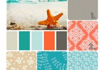 Color palettes! / by Danielle Doyle