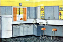 Vintage Kitchen / by EllynAnne Geisel