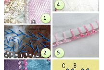 Crafting: Embroidery/Cross- Stitch, Patterns / by Shanna Tackman