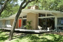 Moving to Mid Century / Homes, plans & ideas for the perfect home / by Rein Walker