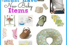 Baby Must Haves  / by Janet Cassity Sutter Keene