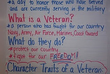 Veterans day / by Anna Smith