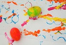 Easter Ideas / Toddler and preschool Easter activities. / by Sheryl @ Teaching 2 and 3 Year Olds