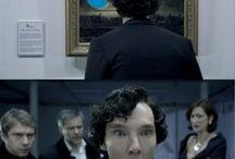 Sherlock funny / by Kristen Barho